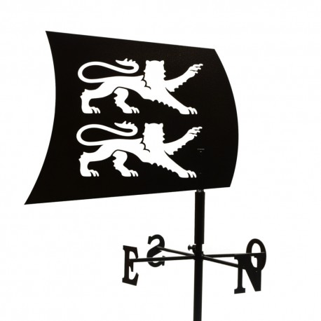 Girouette - Drapeau Normand - proportion