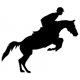 Girouette - Cheval Obstacle vignette